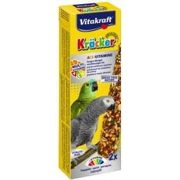 Vitakraft Kräcker Perroquets Multi-vitamines VITAKRAFT VITOBEL 4008239291547 Grande Perruche, Perroquet