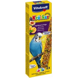Vitakraft Kräcker Perruches Abricot & Figue