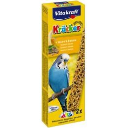 Vitakraft Kräcker Perruches sésame & banane