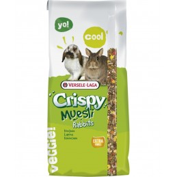 Versele Laga Crispy Muesli Rabbits 2.75 kg VERSELE LAGA 5410340617021 Alimentation