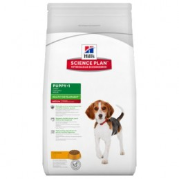 Hill's Puppy Medium Poulet Healthy Developement 3 kg HILL'S 052742769202 Croquettes Hill's
