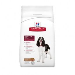 Hill's Canine Adult Agneau & Riz Advanced Fitness 3 kg HILL'S 052742770109 Croquettes Hill's