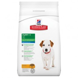 Hill's Puppy Mini Poulet Healthy Development 3 kg HILL'S 052742891804 Croquettes Hill's