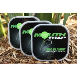 Korda fluorocarbone mouth trap KORDA 5060062113648 Petit matériel carpe