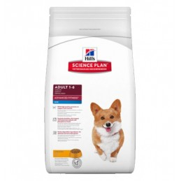 Hill's Canine Adult Advanced Fitness Mini Poulet 2.5 kg HILL'S 052742326900 Croquettes Hill's