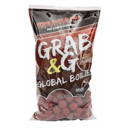 Bouillette crab and go 1 kg starbaits STARBAITS  Appâts