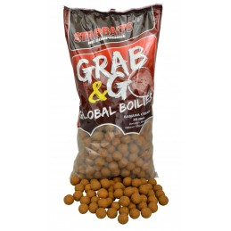 Bouillette crab and go 2.5 kg starbaits