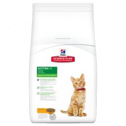 Hill's Kitten Poulet Healthy Development 5 kg HILL'S 052742428406 Croquettes Hill's
