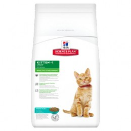 Hill's Kitten Healthy Development Thon 400 g HILL'S 052742519807 Croquettes Hill's