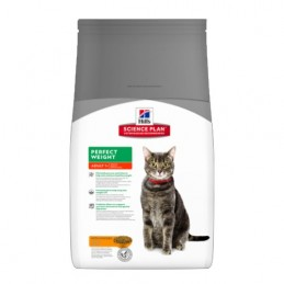 Hill's Feline Poulet Perfect Weight 1.5 kg