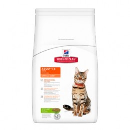 Hill's Feline Adult Poulet Optimal Care 5 kg HILL'S 052742429403 Croquettes Hill's