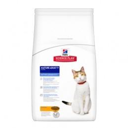 Hill's Feline Mature 7+ Poulet Active Longevity 5 kg HILL'S 052742670003 Croquettes Hill's