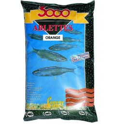 Amorce sensas 3000 ablettes orange 1kg