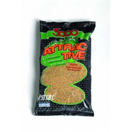 Amorce sensas 3000 attractive carpe 1kg SENSAS 3297830138523 Appâts, Amorces