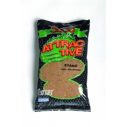 Amorce sensas 3000 attractive étang 1kg