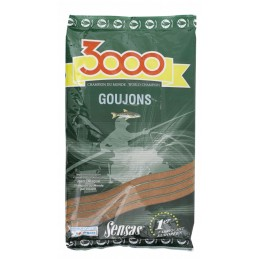 Amorce sensas 3000 goujons 800g SENSAS 3297830037918 Appâts, Amorces