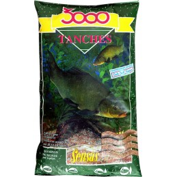 Amorce sensas 3000 tanches 1kg SENSAS 3297830007812 Appâts, Amorces