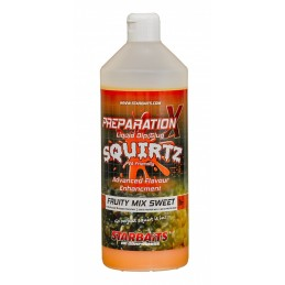 Booster squirtz 1 L starbaits STARBAITS  Appâts