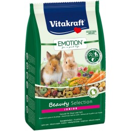 Vitakraft Lapin nain Junior Emotion beauty 600 g VITAKRAFT VITOBEL 4008239314543 Alimentation