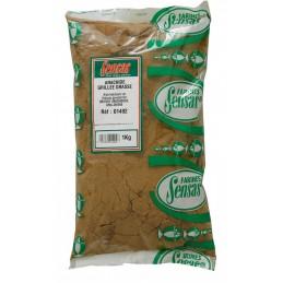 Sensas arachide grasse 1kg SENSAS 3297830014926 Appâts, Amorces
