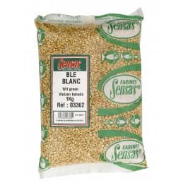 Sensas blé blanc 1kg SENSAS 3297830033620 Appâts, Amorces
