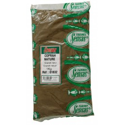 Sensas coprah nature 1kg SENSAS 3297830018320 Appâts, Amorces