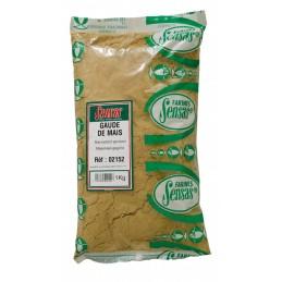 Sensas gaude de maïs 1kg SENSAS 3297830021528 Appâts, Amorces