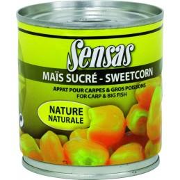 Sensas maïs doux en boite SENSAS  Appâts, Amorces