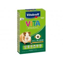 Vitakraft Vita Cochon d'Inde spécial Adulte 600 g VITAKRAFT VITOBEL 4008239253118 Alimentation