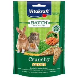 Emotion Crunchy Carrot Vitakraft VITAKRAFT VITOBEL 4008239314888 Alimentation