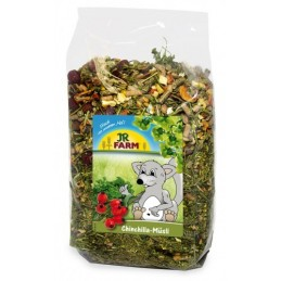 JR Farm Muesli pour chinchilla JR FARM 4024344004223 Alimentation