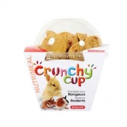 Crunchy Cup Nature & Carotte Zolux ZOLUX 3336022092516 Friandise & Complément