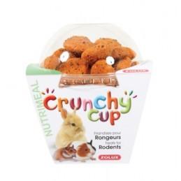 Crunchy Cup Carotte & Lin Zolux ZOLUX 3336022092523 Friandise & Complément