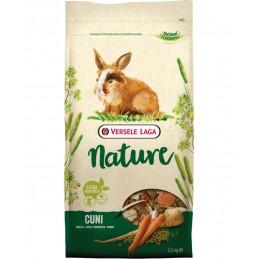 Versele Laga Lapin Cuni Nature 2,3 kg VERSELE LAGA 5410340614037 Alimentation