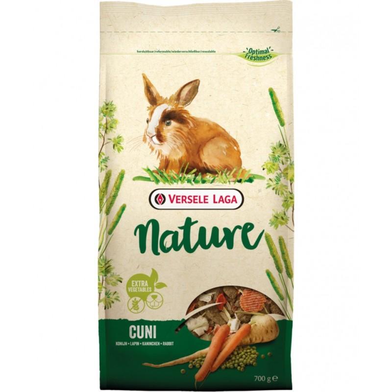 Versele Laga Lapin Cuni Nature 700 g VERSELE LAGA 5410340614488 Alimentation