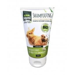 HamiForm Shampooing Bio Lapin Nain & Cochon d'Inde HAMI 3469980016420 Hygiène, soins et accessoires