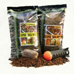 Dynamite baits amorce spod bag mix 2 kg DYNAMITE BAIT  Appâts