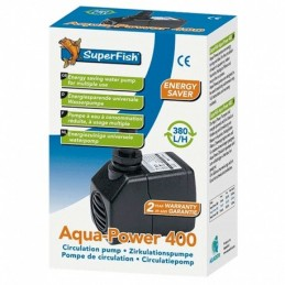 Superfish Aqua Power 400 SUPERFISH 8715897043383 Pompe à eau