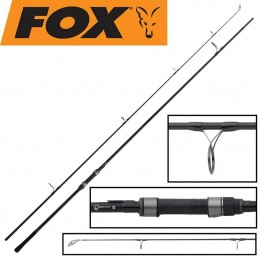 Canne à carpe fox warrior s 10ft 3.00lb