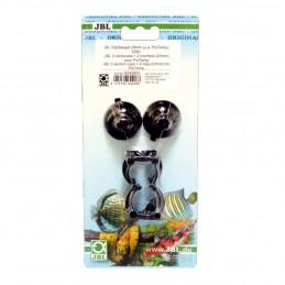 JBL 2 ventouses + 2 crochets (23mm) pour ProTemp JBL 4014162604088 Divers