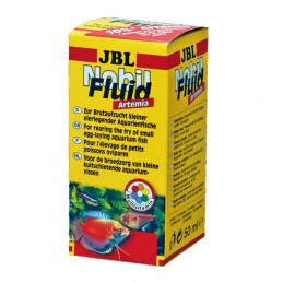 JBL NobilFluid Artemia JBL 4014162308818 Eau froide