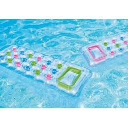 Matelas pneumatique de piscine avecfenêtre Conseils Wellness 6941057459943 Accessoires de piscine
