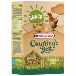 Country Best Snack Garden Mix VERSELE LAGA 5410340512210 Alimentation Basse cour
