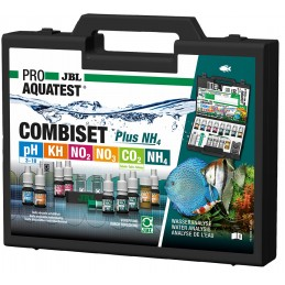 JBL CombiSet NH4+ ProAquaTest JBL 4014162240903 Test d'eau