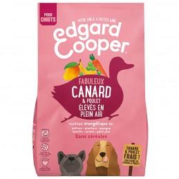 Edgar Cooper Canard & Poulet  Edgar Cooper  Croquettes Edgar Cooper