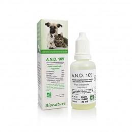 Bionature Equilibre de la flore intestinale A.N.D 109 BIONATURE 3760112260132 Compléments alimentaires