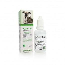 Bionature A.N.D. 103 Equilibre nerveux BIONATURE 3760112260088 Compléments alimentaires