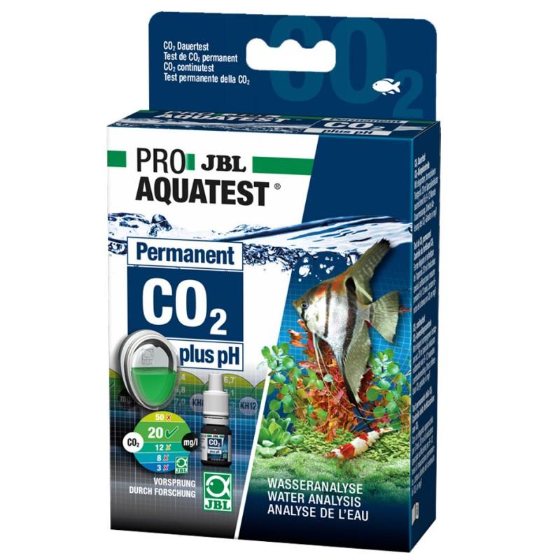 JBL ProAquaTest CO2 plus pH JBL 4014162241382 Test d'eau