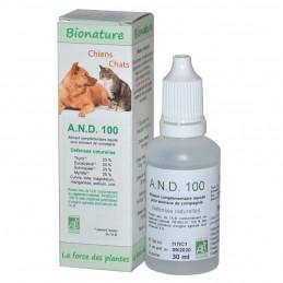 Bionature A.N.D 100 Résistances naturelles