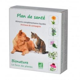 Bionature Plan de santé